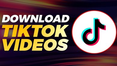 Photo of How to download videos from TikTok on android 2021